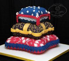 Arabian inspired Trad. cake