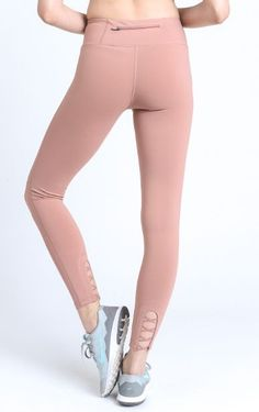 Saidee Criss Cross Leggings