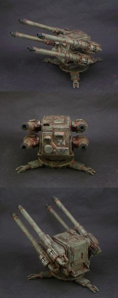 Weathering Effects Tutorial