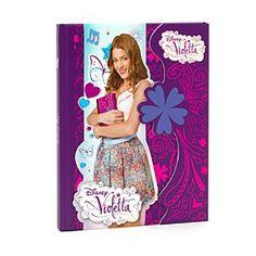 Violetta – Tagebuch A5
