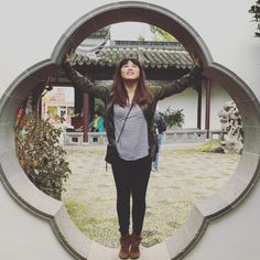 Lan Su Chinese Garden - Portland, Oregon