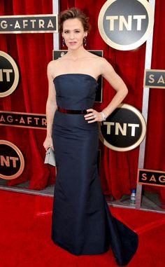Jennifer Garner | Max Mara | SAG 2014
