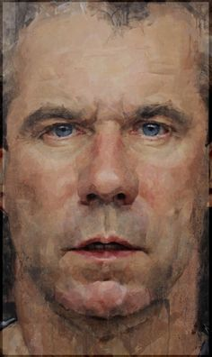 Portfolio of portraits in oil and portrait drawings, biographical information, fees and method of working for Keith Breeden RP