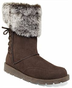 02a9fc5bc1778a Rampage Aligner Faux-Fur Cold Weather Boots Shoes - Boots - Macy s
