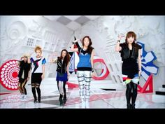 Danger - f(x) - I am a fan of f(x), and I love how they try to add different styles or feels to the sound and look of each song. This has a very fun look to the video, and it is kinda catchy.