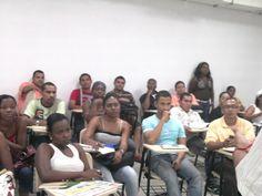 Primera reunión oficial de oferta de la maestría en regiones Urabá 2009