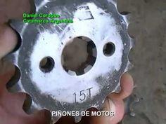 como hacer una roladora para hierros y planchuelas - YouTube