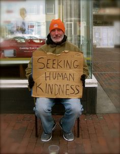 The Cost of Kindness.