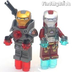 BM040-Lego-Iron-Man-Custom-Mark-V-and-Custom-Mark-40-Armor-Suit-Minifigures-NEW
