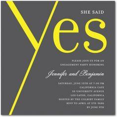 modern and chic  #wedding #invitations