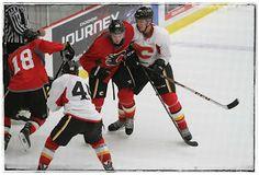 Calgary Flames training camp 6.
