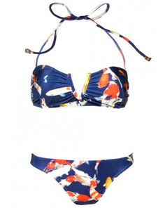 We Are Handsome School Bandeau Bikini