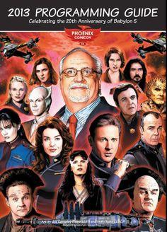 Phoenix Comic Con - 20th Anniversary