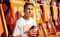 Relive Peyton Manning's tremendous Tennessee career: 14 things to ...