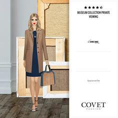 Museum. Jet set Covet Fashion