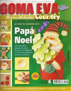 Revistas de Goma Eva Country
