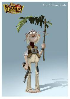 Jonny Duddle - pirates