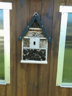 Diy Kleines Insektenhotel selbst gebaut  Great project with kids, insect hotel