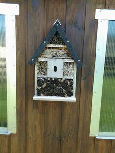 Diy Kleines Insektenhotel selbst gebaut