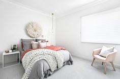 Casa australiana com mobiliário charmoso em tons pastel | CASA CLAUDIA