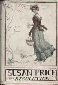The first sequel to Mansfield Park: Susan Price, or Resolution by Mrs. Francis Brown (London: John Lane / Bodley Head, 1930). http://janeausteninvermont.wordpress.com/2014/05/02/i-have-something-in-hand-the-publishing-of-jane-austens-mansfield-park/