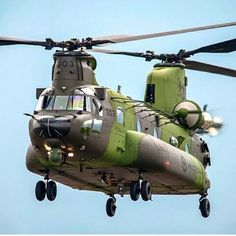 RCAF Boeing CH-147F Chinook (advanced, multi-mission, medium to heavy-lift helicopter)