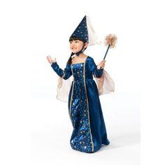 Déguisement Morgane Magicienne 3-5 ans Imagibul création Oxybul pour enfant de 3 ans à 5 ans - Oxybul éveil et jeux