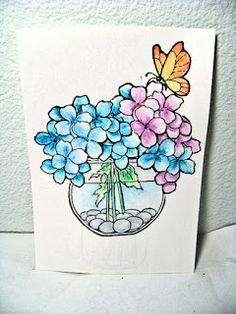 Stampendous Build a Bouquet
