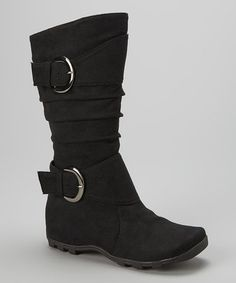 Love this Black Best Boot on #zulily! #zulilyfinds