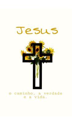 Wallpaper/Jesus/girassol