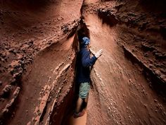 Dry Fork Coyote Gulch Grand Staircase-Escalante National Monument, Utah