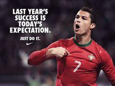Cristiano Ronaldo - Sports Motivation Quotes #motivational #Inspirational #SportsMotivationalQuote