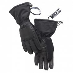 CARVING GLOVE - Classic mens protective high speed ski glove. SHOP - http://bit.ly/14F1Blu