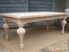 Wood Table Legs, Wood Furniture Legs, Wooden Pallet Furniture, Funky Furniture, Dining Furniture, Furniture Design, Tea Table Design, Wooden Dining Table Designs, Door Design Images