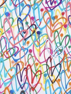 Graffiti Art, Heart Graffiti, Frise Art, Tableau Pop Art, Dorm Art, Heart Painting, Heart Wallpaper, Photo Wall Collage, Art Projects