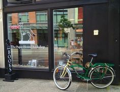 The Paper Hound Bookshop: 344 West Pender, Vancouver. A must-see for bibliophiles in this town!