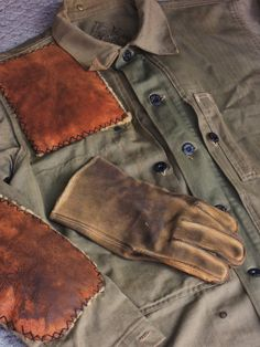 40's U.S Marines remake Shooting Jacket