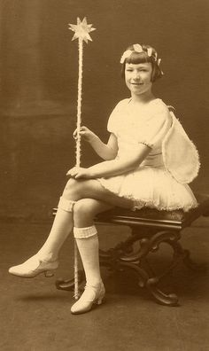 A fairy and her wand by lovedaylemon, via Flickr