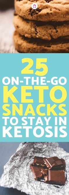 If you're on the ketogenic diet then you need to understand the right snacks to carry around with you. These keto snacks are great to have.