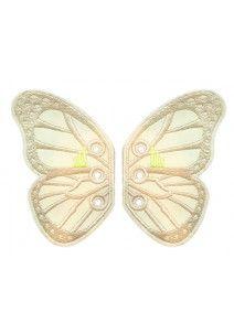 Shwings Vermont butterfly yellow pimeässä hohtava 2 kpl/pkt