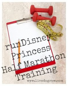 57 days left to Train for the runDisney Princess Half Marathon #RunDisney #FitFluential #TMOM