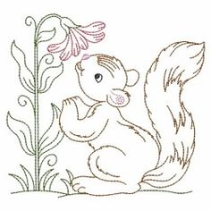 Vintage Baby Animals 2, 2 - 3 Sizes! | What's New | Machine Embroidery Designs | SWAKembroidery.com Ace Points Embroidery
