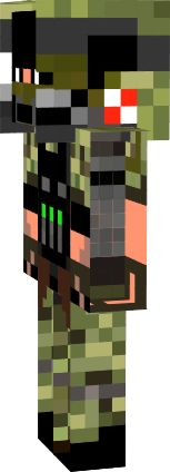 Nova Skin Gallery - Minecraft Skins from NovaSkin Editor