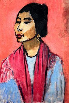 Joaquina / Henri Matisse - 1911