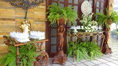 Hall de entrada com bem batizados by Rebrigadeiro