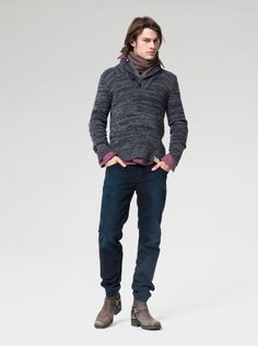 Jean's West Man Collection - Look 05