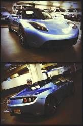 Tesla Electric Motor, Electric Cars, Tesla Roadster, Energy Storage, Cars Motorcycles, Automobile, Vehicles, Green, Car