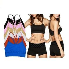 6-Pack-of-Wireless-Y-Back-Bralettes-W-Adjustable-Straps-One-Size-6-Colors