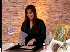 Sublimación sobre madera - Rosana Ovejero en Bienvenidas Tv - YouTube Craft Videos, Shabby Chic, Youtube, Wood, Diy, Vintage, Decorative Wood Painting, Painted Wooden Boxes, Decorated Boxes