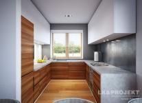 Projekty domów LK Projekt LK&1128 wnętrze 4